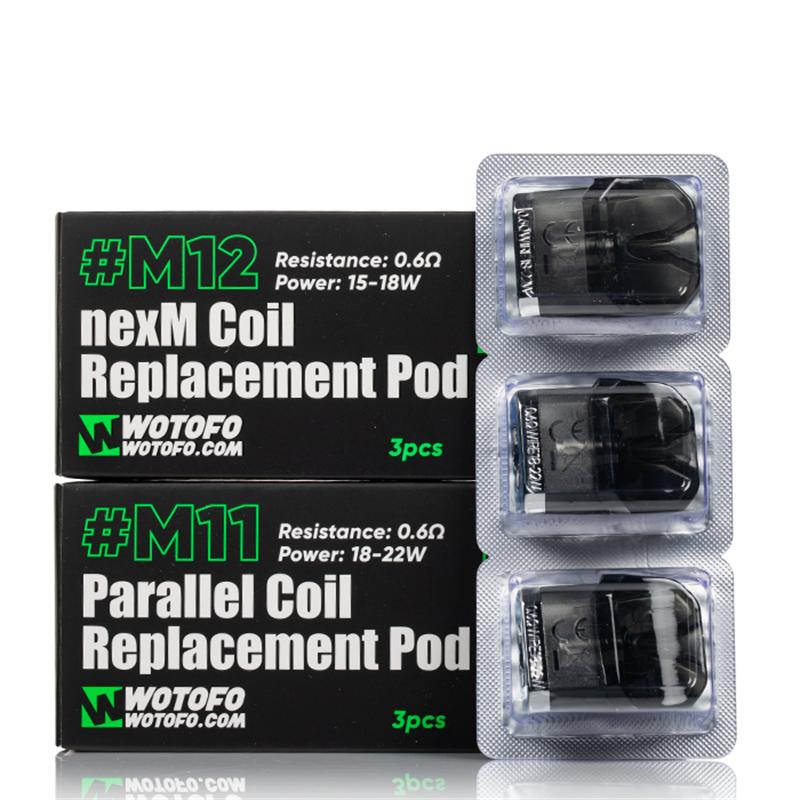 Wotofo Manik Mini Replacement Pod Cartridge