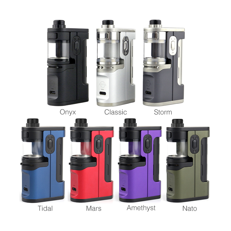 Dovpo x Suicide Mods Abyss AIO 60W SBS Kit